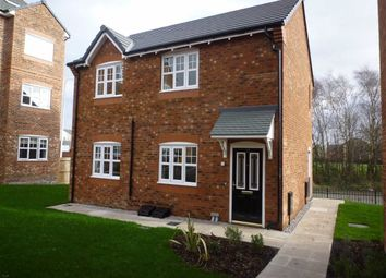 Thumbnail 1 bed flat to rent in Fernbeck Close, Farnworth, Bolton