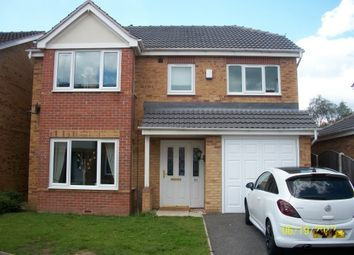 Thumbnail 4 bed detached house to rent in Walstow Crescent, Armthorpe, Armthorpe, Doncaster