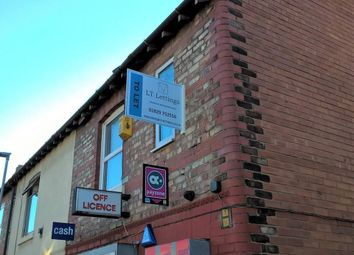 Thumbnail 2 bed flat to rent in Oldham Street, Warrington