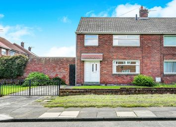 3 bed semi-detached house to rent in Lilburn Road, Shiremoor, Newcastle Upon Tyne NE27