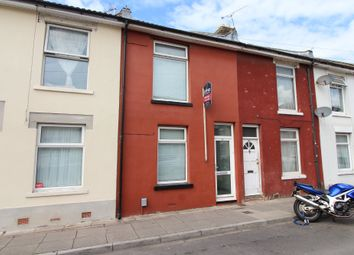 Thumbnail 2 bed terraced house for sale in Guildford Road, Portsmouth