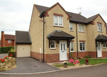 Thumbnail 3 bed semi-detached house for sale in Ross Close, Chipping Sodbury, South Gloucestershire