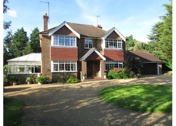 Thumbnail 4 bed country house for sale in Shoreham Road, Henfield