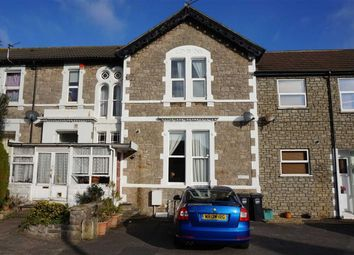 Thumbnail 4 bed town house for sale in Beaconsfield Road, Weston-Super-Mare