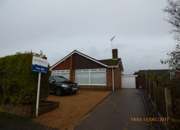 Thumbnail 3 bedroom detached bungalow to rent in Hillside Avenue, Worlingham, Beccles