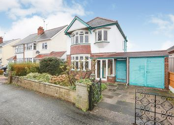Thumbnail 3 bed detached house for sale in Rowan Crescent, Wolverhampton, West Midlands