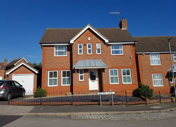 Thumbnail 3 bed detached house to rent in Mercury Close, Daventry