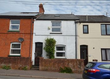 Thumbnail 3 bed terraced house for sale in Belmont Road, Tiverton
