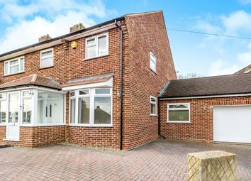 Thumbnail 3 bed semi-detached house for sale in Burma Way, Chatham