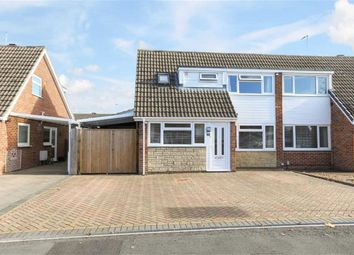 Thumbnail 4 bed semi-detached house for sale in Falconscroft, Covingham, Wiltshire