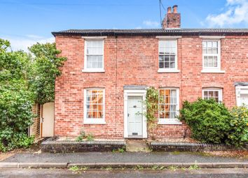 Thumbnail 2 bed end terrace house for sale in Blanquettes Street, Worcester