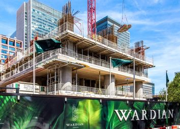 Thumbnail Property for sale in Wardian Building, Canary Wharf, Marsh Wall, Isle Of Dogs