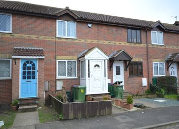 Thumbnail 2 bed terraced house for sale in Wells Close, New Romney