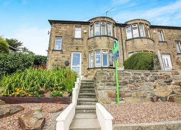Thumbnail 3 bed semi-detached house for sale in Scott Lane West, Riddlesden, Keighley