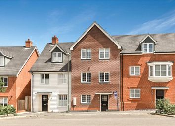 4 bed terraced house for sale in Jubilee Drive, Church Crookham, Fleet GU52