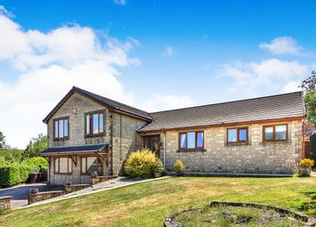 Thumbnail 5 bed detached house for sale in Stirling Court, Briercliffe, Burnley