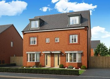 "Thumbnail 3 bed property for sale in ""The Rathmell At Mill Brow"" at Central Avenue, Speke, Liverpool"