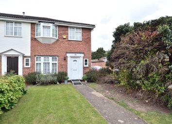 Thumbnail 3 bed semi-detached house for sale in Belgrave Mews, Cowley, Uxbridge