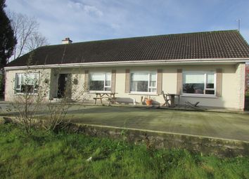 Thumbnail 4 bed bungalow for sale in Dublin Road, Kingscourt, Cavan