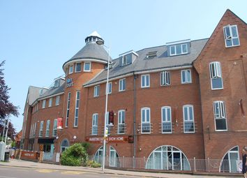 Thumbnail 2 bed flat to rent in Lyon Court, Walsworth Road, Hitchin