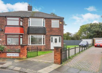 Thumbnail 3 bed semi-detached house for sale in Blantyre Road, Middlesbrough