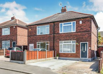 Thumbnail 2 bed semi-detached house for sale in Nevison Avenue, Pontefract