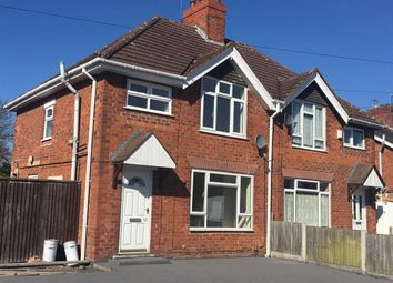 Thumbnail 3 bedroom end terrace house to rent in Bell Lane, Delves, Walsall
