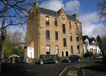 Thumbnail 1 bed flat for sale in Snuff Mill Road, Cathcart, Glasgow