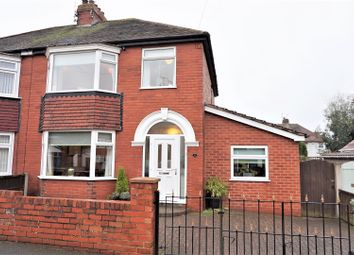 Thumbnail 4 bed semi-detached house for sale in Mount Avenue, Worksop