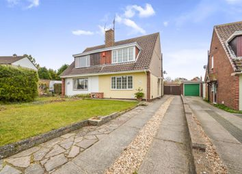 Thumbnail 3 bedroom semi-detached house for sale in Penhill Drive, Swindon