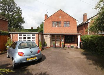 Thumbnail 4 bedroom detached house for sale in Holly Lane, Barwell, Leicester