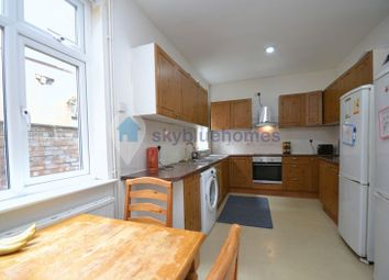 Thumbnail 4 bedroom terraced house to rent in Evington Road, Leicester