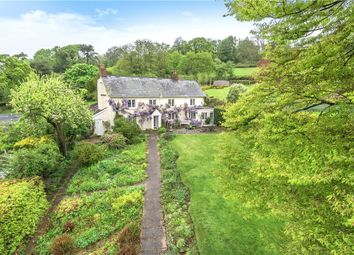 Thumbnail 5 bed equestrian property for sale in Northleigh, Colyton, Devon