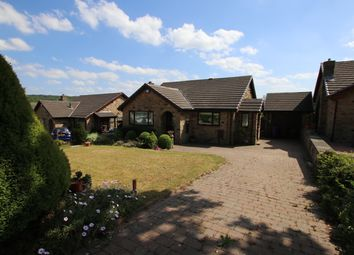 Thumbnail 3 bed detached bungalow for sale in Martin Croft, Silkstone, Barnsley