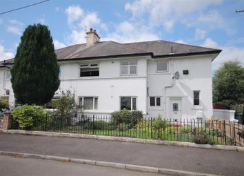Thumbnail 3 bedroom flat for sale in Saltaire Avenue, Uddingston, Glasgow