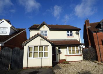 Thumbnail 5 bed detached house for sale in Red Admiral Drive, Abbeymead, Gloucester
