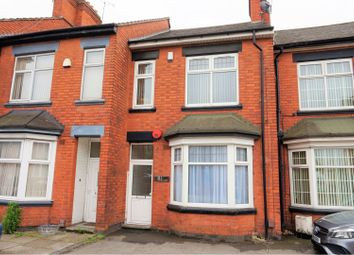 3 bed terraced house for sale in Uppingham Road, Leicester LE5