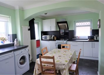 Thumbnail 3 bed semi-detached house for sale in Caddick Close, Kingswood