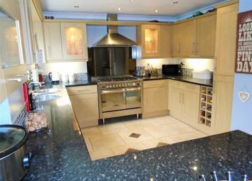Thumbnail 4 bed detached house for sale in Whitestiles, Seaton, Workington