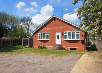 Thumbnail 3 bed detached bungalow for sale in West Street, Glenfield, Leicester