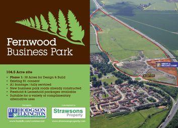 Thumbnail Commercial property for sale in Fernwood Business Park, Newark, Nottinghamshire