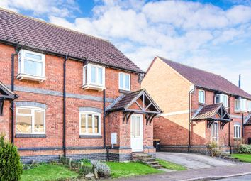 Thumbnail 3 bedroom semi-detached house for sale in Rousbury Road, Stewartby, Bedford