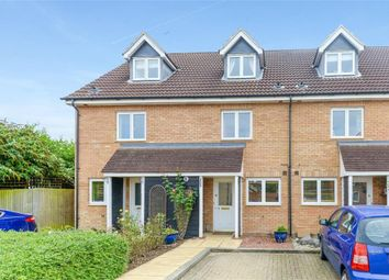 Thumbnail 3 bed terraced house to rent in Barnack Grove, Royston