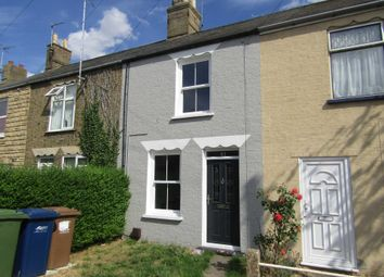 Thumbnail 2 bed terraced house to rent in Creek Road, March