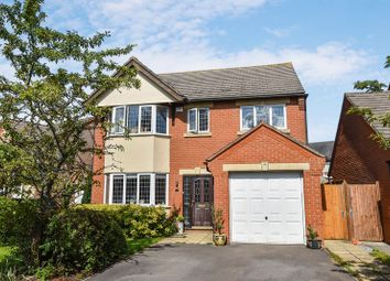 Thumbnail 4 bed detached house for sale in Saffron Close, Bicester