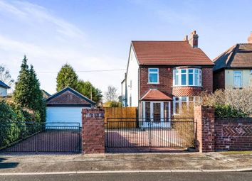 Thumbnail 4 bed detached house for sale in New Road, Brownhills, Walsall, West Midlands