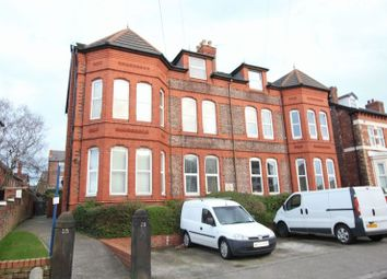Thumbnail 2 bed flat for sale in Westbank Road, Tranmere, Wirral