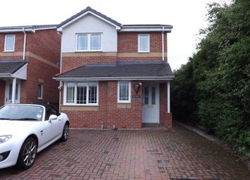 Thumbnail 3 bed detached house to rent in Level Road, Hawarden