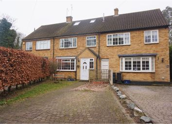 Thumbnail 4 bed terraced house for sale in Meadow Road, Loughton