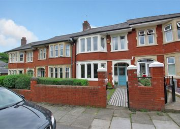 Thumbnail 3 bed terraced house for sale in Windermere Avenue, Roath Park, Cardiff